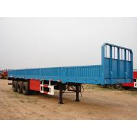 Quality SINOTRUK 40ft Heavy Duty Semi Trailers Cargo Truck 2 / 3 Axles With 40-60 Tons Cabuge for sale