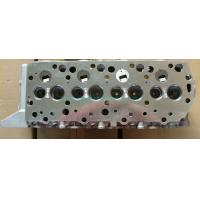 Quality Silver Engine Cylinder Head Mitsubishi 4d56 Cylinder Head For Excavator for sale
