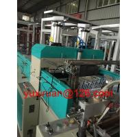 China Garbage Poly Nylon / Polythene Carry Bag Manufacturing Machine Width 100-1000mm on sale