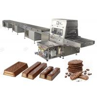 Quality GG-CT Series Automatic Chocolate Enrobing Machine Production Line 380V / 220V for sale