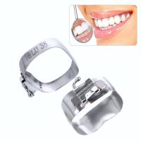 """Quality Stainless Steel Orthodontic Tube , Roth 0.022"""" Molar Tube Braces Easy Use for sale"""