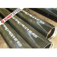 Quality ASTM A53 Grade B Carbon Steel Seamless Pipes for sale