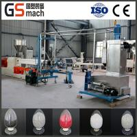 Quality TPU Shoe Sole Material Twin Screw Compounding Extruder for sale