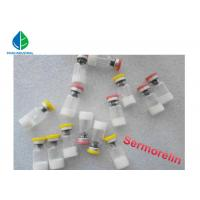 Quality Supply Human Growth Hormone Peptide For Weight Loss Sermorelin CAS 86168-78-7 for sale