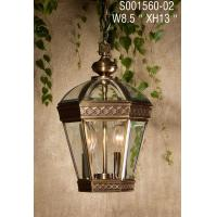 Quality Senior American and European style outdoor lamp, outdoor lamp, outdoor lamp S001560 for sale