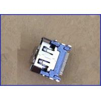 China HDMI 19P SMT With ear copper shell on sale