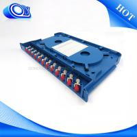 Quality 12 Port Fiber Patch Panel OEM / ODM for sale