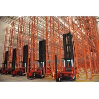 Quality Weight Capacity 1500 Kg - 4500 Kg Very Narrow Aisle Racks Steel Storage Racks for sale