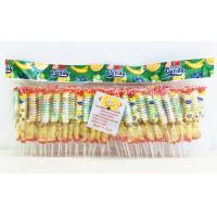 Quality 3g Compressed Candy , Multi Fruit Flavor Small Brochette Candy for sale