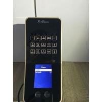 Quality Portuguese Multi Functions Face Recognition Device Attendance And Access Control System for sale