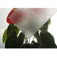 Quality High Light Transmission Polycarbonate Solid Sheet Red / Blue / Yellow Color for sale