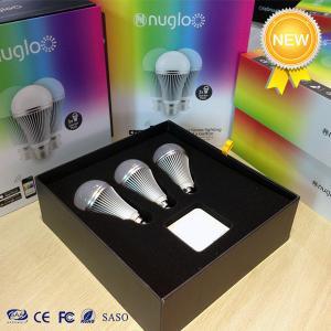 China Remote Control 7.5W Wifi RGB Energy Smart LED Light Bulbs For Bar Decorative on sale
