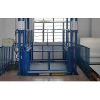 Quality Hydraulic vertical guide rail lift work in 1.1 - 3.0kw 1600x1300x1550mm for sale