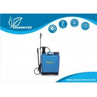 Quality Blue high pressure Backpack Weed Sprayers for Kitchen gardens for sale
