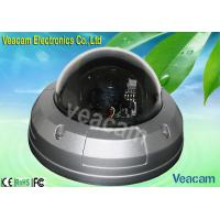 Quality SONY / SHARP CCD Color CCD Vandal Proof Dome Camera of 4 - 9mm Manual Zoom Lens for sale