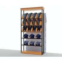 Quality 5 Layers Wood Retail Clothing Display Racks For Trousers OEM / ODM Available for sale
