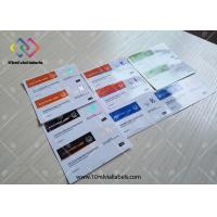 Quality Adhesive 10ml Vial Labels Steroid Sticker Label Printing For Different Client for sale