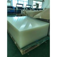 Buy cheap Acrylic plastic light diffuser lamp shade sheet led panel lighting from wholesalers