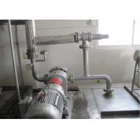 Quality Industrial Liquid Hand Wash Making Machine Low Power Consumption for sale
