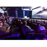 Buy cheap Specific Effects 3d Cartoon Movie, 3d Cinema System Equipment from wholesalers