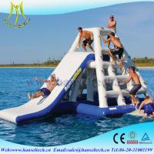 Quality Hansel fantanstic infltable spa pool gazebo for swinming party for sale