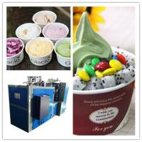 Quality paper cup forming machine, automatic high speed paper ice cream tea coffee cup forming machine 50ml to 850ml for sale