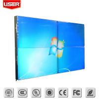 Quality ultra narrow bezel 46 inch lcd video wall,multi lcd screen display for sale