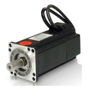 China 1500rpm High Torque Servo Motor , 3500 - 7500w high power brushed DC servo motor  on sale