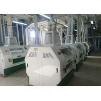 Quality 560kw Flour Mill Machinery 150T/D Compact Flour Mill for sale