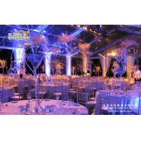 Quality Aluminum frame Luxury Wedding Event canopy Big Tent Event Tents of PVC material for sale