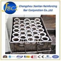 Black Surface Carbon Steel Mechanical Rebar Couplers to Connect