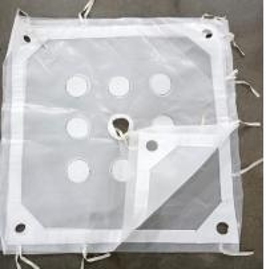 Quality PP Polypropylene Felt Woven Filter Cloth For Filter Press Corrosion Resistance for sale