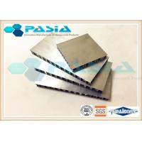 Quality Mill Finish Aluminium Core Panel , Interior Metal Wall Panels Scrubbing Resistance for sale