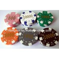 Quality Hot Stamping Poker Chip (HXC-038) for sale