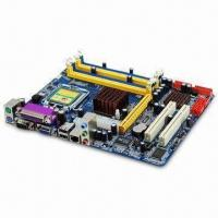 China Motherboard G41/Core 2 Quad/Core 2 Duo/Supports Intel Yorkfield, FSB 1333/1066/800MHz on sale