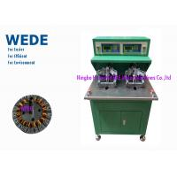China CNC Fully Automatic Ceiling Fan Winding Machine Seperate Controller WD - 2A - JCM Model on sale