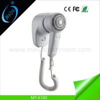 Quality 1200W wall mounted hair dryer for hotel for sale