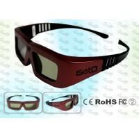 Quality Cinema IR Active shutter 3D glasses GT100 for sale