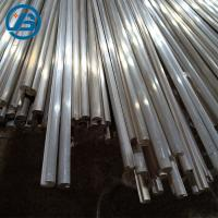 Quality Metallic Color Anode Magnesium Alloy Bar Shock Absorption ZK61M SGS Certification for sale