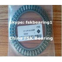 Quality AXK5578 Thrust Needle Bearing Axial Cage and Roller Steel Cage Open End 55mm ID 78mm OD 3mm Width for sale