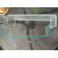 China U channel Glass /building material translucent U shaped channel profile glass on sale