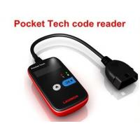 Quality Launch Pocket Tech Code Reader OBDII Code Reader Scanner Portable Device for sale