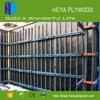Quality Construction project shuttering panel plywood 17mm price list for sale