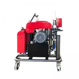 China Hydraulic polyurea and polyurethane spray foaming Injection machine foam machinery polyurea spray system on sale