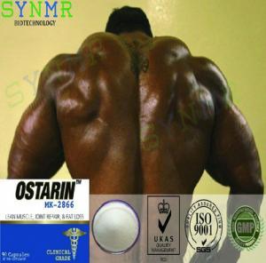 Quality Factory supply SARMS / OSTARINE / MK2866 / ENOBOSARM powder low price CAS#: 841205-47-8 for sale