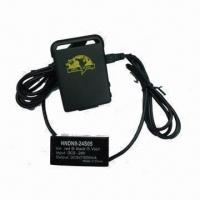 Quality Car GPS Tracker, Supprots SiRF Star III GPS Chipset for sale