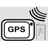 Buy cheap Non - Rechargeable 5500mAh CP783970 Soft Battery Lithium Batteries 3V GPS from wholesalers