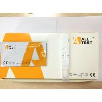 Buy cheap Multi Drug Rapid Test Midstream for AMP / MET / COC / OPI / THC / PCP / MTD from wholesalers
