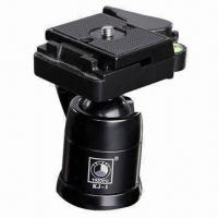 Quality Professional Camera Ball Head with 95mm Height for sale