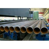 Quality Carbon steel pipe and tube ERW butt welded for pressure vessel service for sale